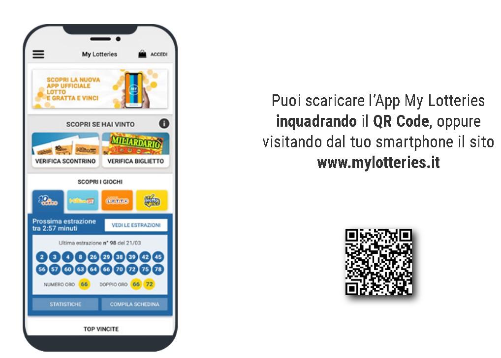 Lottomatica app