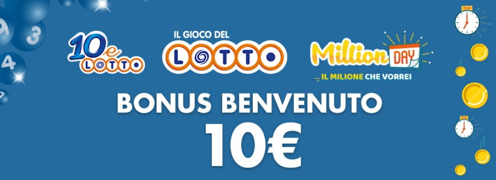 Lottomatica lottery